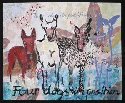 Four Dogs from Cuba (Kontaktformular)